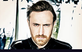 David Guetta Photo with Mixed In Key Quote
